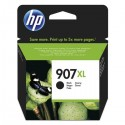 HP originál ink T6M19AE, No.907XL, black, 1500str., 37ml, extra high capacity T6M19AE#BGY