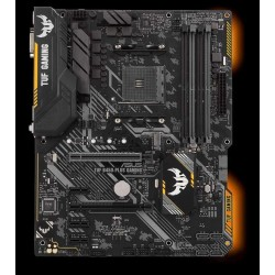 ASUS MB Sc AM4 TUF B450-PLUS GAMING II, AMD B450, 4xDDR4, VGA...