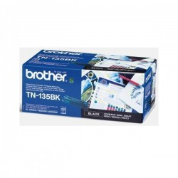 Brother originál toner TN135BK, black, 5000str., Brother HL-4040CN, 4050CDN, DCP-9040CN, 9045CDN, MFC-9840