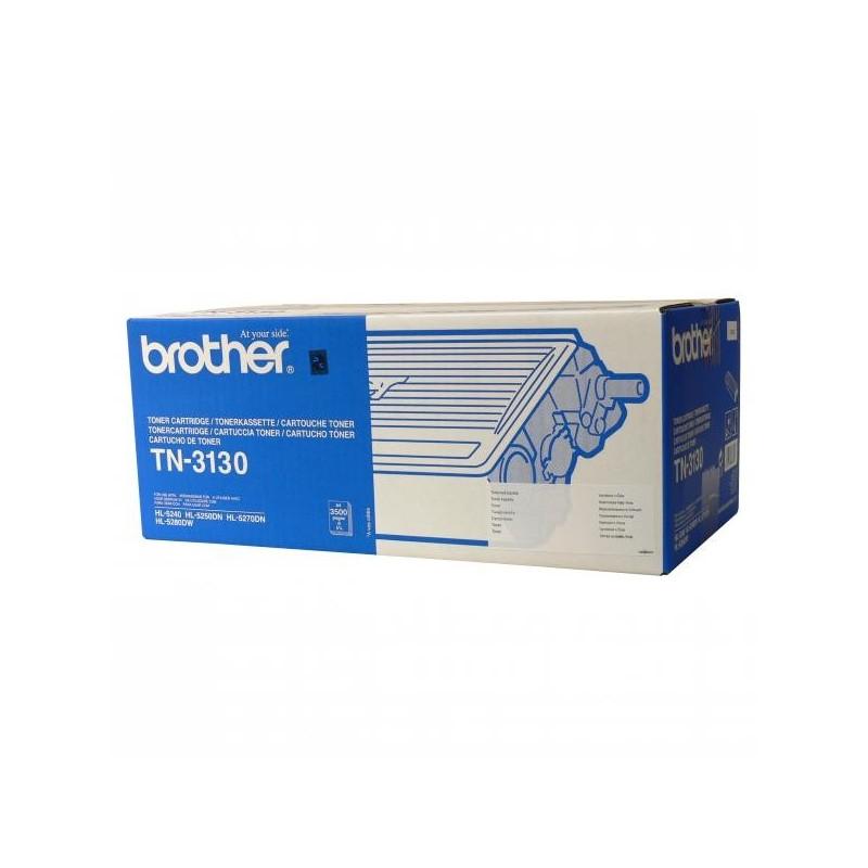 Brother originál toner TN3130, black, 3500str., Brother HL-5240, 5050DN, 5270DN, 5280DW