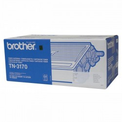Brother originál toner TN3170, black, 7000str., Brother HL-5240, 5250DN, 5270DN, 5280DW