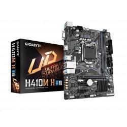 GIGABYTE MB Sc LGA1200 H410M H, Intel H410, 2xDDR4, VGA, mATX