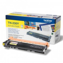Brother originál toner TN230Y, yellow, 1400str., Brother HL-3040CN, 3070CW, DCP-9010CN, 9120CN, MFC-9320CW