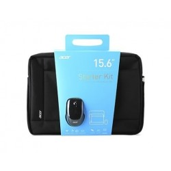 """ACER STARTER KIT_15.6"""" ABG960 carrying bag black and wireles mouse..."""