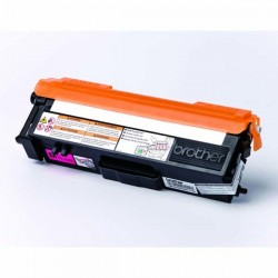 Brother originál toner TN320M, magenta, 1500str., Brother HL-4150CDN, 4570CDW