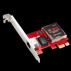 ASUS PCE-C2500 Síťový adapter 2.5GBase-T PCIe se zpětnou...