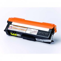 Brother originál toner TN320Y, yellow, 1500str., Brother HL-4150CDN, 4570CDW