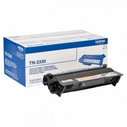 Brother originál toner TN3330, black, 3000str., Brother HL-5440D, HL-5450DN, HL-5470DW, HL-6180