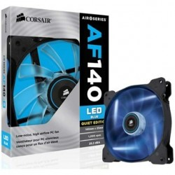 Corsair Air cooler AF140 LEDBlue 140x25 1ks/led CO-9050017-BLED