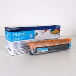 Brother originál toner TN245C, cyan, 2200str., Brother HL-3140CW,...