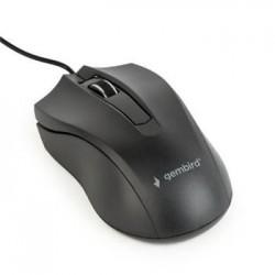 Myš GEMBIRD MUS-3B-01, černá, USB MYS053278