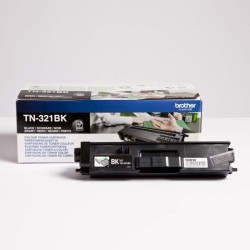 Brother originál toner TN-321BK, black, 2500str., Brother HL-L8350CDW,HL-L9200CDWT TN321BK