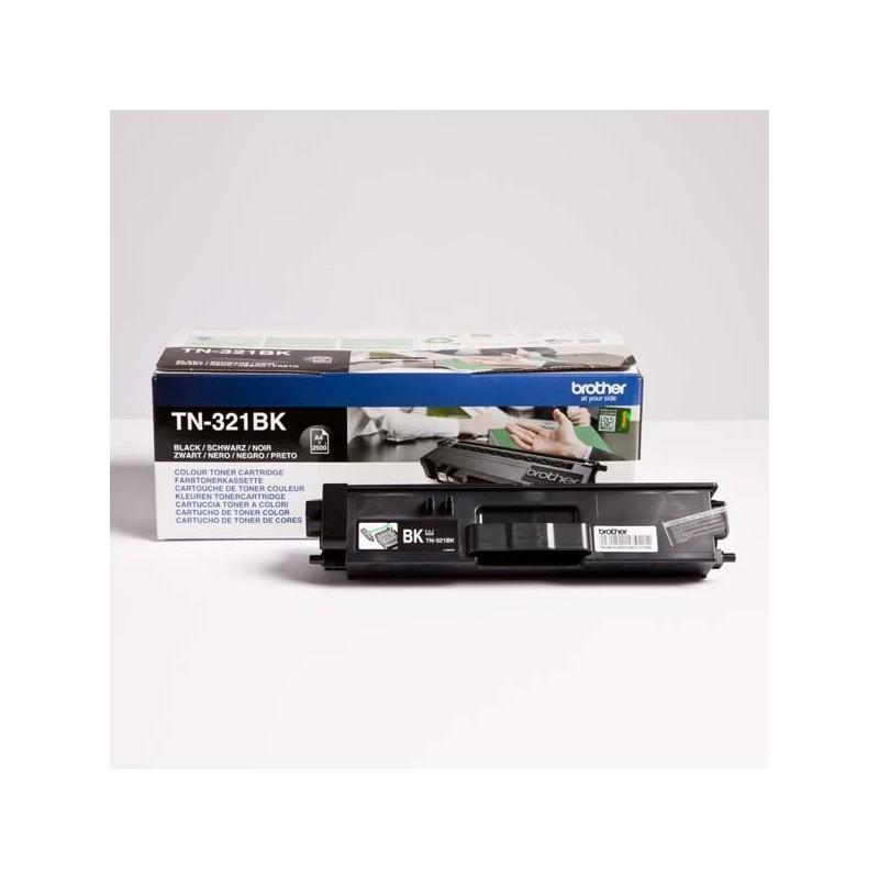 Brother originál toner TN-321BK, black, 2500str., Brother HL-L8350CDW,HL-L9200CDWT TN321BK