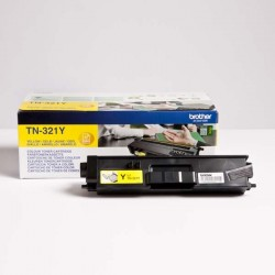 Brother originál toner TN-321Y, yellow, 1500str., Brother HL-L8350CDW,HL-L9200CDWT TN321Y