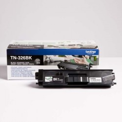 Brother originál toner TN-326BK, black, 4000str., Brother HL-L8350CDW, DCP-L8400CDN TN326BK