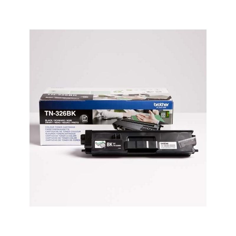 Brother originál toner TN-326BK, black, 4000str., Brother HL-L8350CDW, DCP-L8400CDN TN326BK
