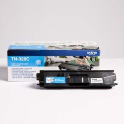 Brother originál toner TN-326C, cyan, 3500str., Brother HL-L8350CDW, DCP-L8400CDN TN326C