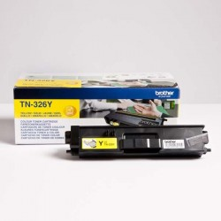 Brother originál toner TN-326Y, yellow, 3500str., Brother...
