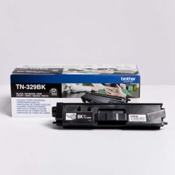 Brother originál toner TN-329BK, black, 6000str., Brother HL-L8350CDW,HL-L9200CDWT TN329BK