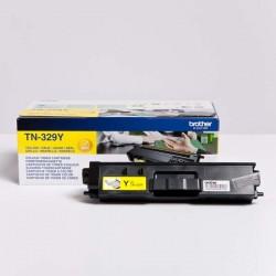 Brother originál toner TN-329Y, yellow, 6000str., Brother HL-L8350CDW,HL-L9200CDWT TN329Y