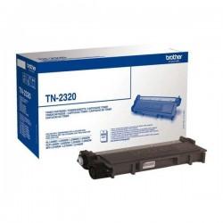Brother originál toner TN2320, black, 2600str., Brother HL-L23xx, DCP-L25xx, MFC-L27xx