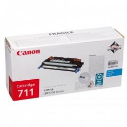 Canon originál toner CRG-711, cyan, 6000str., 1659B002, Canon LBP-5300