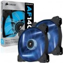 Corsair Air cooler SP140 LEDBlue 140x25 2ks/led CO-9050036-WW