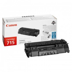 Canon originál toner CRG-715, black, 3000str., 1975B002, Canon LBP-3310, 3370 1975B002AA