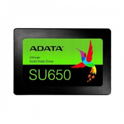 ADATA 120GB SSD SU650 Series SATA 3  6Gb/s, M.2 Box ASU650NS38-120GT-C