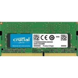 16GB DDR4 2666 MT/s (PC4-21300) CL19 DR x8 Crucial Unbuffered...
