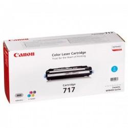 Canon originál toner CRG-717, cyan, 4000str., 2577B002, Canon MF-8450
