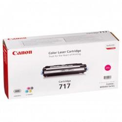 Canon originál toner CRG-717, magenta, 4000str., 2576B002, Canon MF-8450