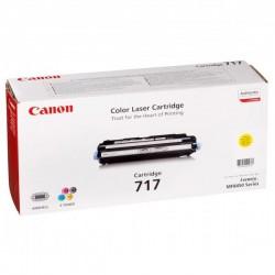 Canon originál toner CRG-717, yellow, 4000str., 2575B002, Canon MF-8450