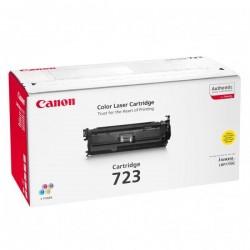 Canon originál toner CRG-723, yellow, 8500str., 2641B002, Canon LBP-7750Cdn