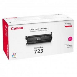 Canon originál toner CRG-723, magenta, 8500str., 2642B002, Canon LBP-7750Cdn
