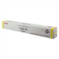 Canon originál toner C-EXV30, yellow, 54000str., 2803B002, Canon iR-C9060, 9070