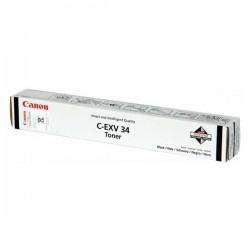 Canon originál toner C-EXV34, black, 23000str., 3782B002, Canon iR-C2020, 2030