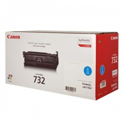 Canon originál toner CRG-732, cyan, 6400str., 6262B002, Canon...