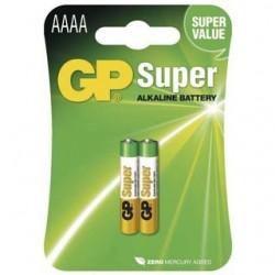GP Batérie AAAA 2ks 25A 1021002512