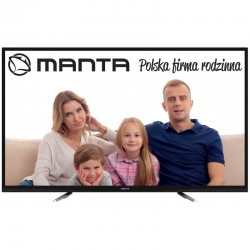 "MANTA LED50LUA58L, Smart LED TV 50"" UHD"