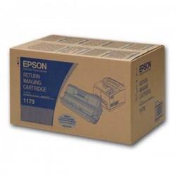 Epson originál toner C13S051173, black, 20000str., return, Epson Aculaser M4000