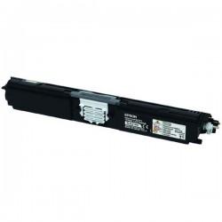 Epson originál toner C13S050557, black, 2700str., return, Epson AcuLaser C1600, CX16