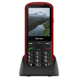 MYPHONE CPA HELO 18, Telefón pre seniorov červený TELMY1018RE
