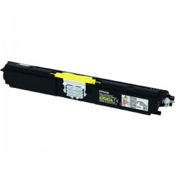 Epson originál toner C13S050554, yellow, 2700str., return, Epson AcuLaser C1600, CX16