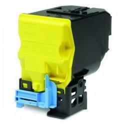 Epson originál toner C13S050590, yellow, 6000str., Epson AcuLaser C3900N
