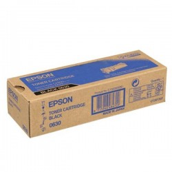 Epson originál toner C13S050630, black, 3000str., Epson Aculaser C2900N