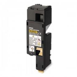 Epson originál toner C13S050611, yellow, 1400str., high capacity, Epson Aculaser C1700