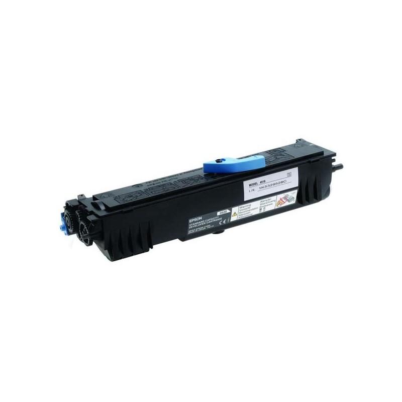 Epson originál toner C13S050522, black, 1800str., Epson AcuLaser M1200, return