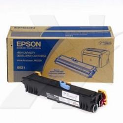 Epson originál toner C13S050523, black, 3200str., Epson AcuLaser M1200, return