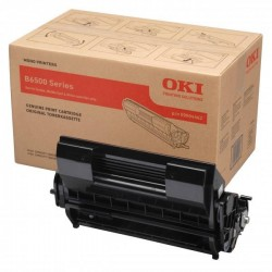 OKI originál toner 9004462, black, 22000str., OKI B6500 09004462